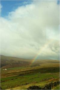 Rainbow in the Moors 2